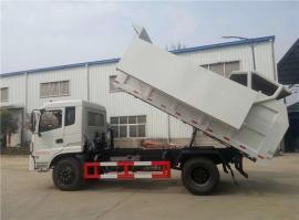 治理环境禽畜污粪粪便运输车/20吨粪便淤泥转运车/干粪污运输车