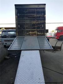 东风天龙9.6米环保鸡苗运输车图片