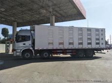 东风天锦7.7米环保畜禽运输车配置