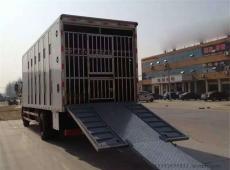 东风天龙9.6米环保畜禽运输车配置
