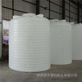 10吨耐腐蚀水箱10方塑料水箱可定做加厚地埋