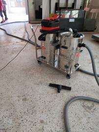 打磨车间用吸粉尘吸尘器家具厂用吸木屑大容量强力工业吸尘器