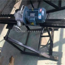 高品质矿用隔爆KHYD110手持式岩石电钻 5.5千瓦快速钻孔钻石电钻