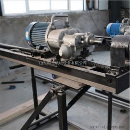 科工KHYD120手持式岩石电钻 倾斜向上打孔岩石电钻