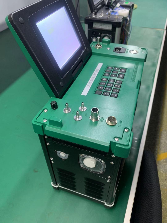 路博低浓度自动烟尘烟气测试仪内置锂电池LB-70D