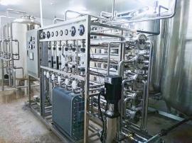 纯化水设备 医院血透室用水处理设备(二级反渗透纯化水设备)