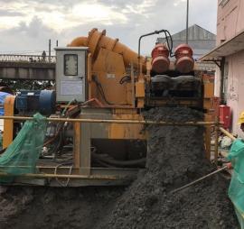 钻井泥浆脱水机分离机
