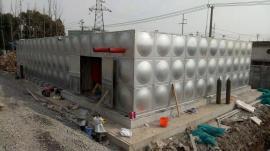 屋顶消防箱泵一体化