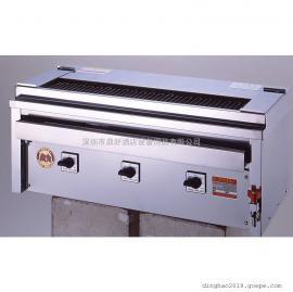 商用��烤�t日本Higo Griller 3P-210XC 三面��立�l�崦��烤�t