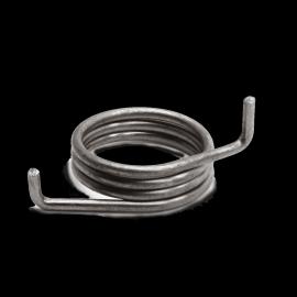 高精度耐腐蚀高硬度扭簧生产定制扭转弹簧