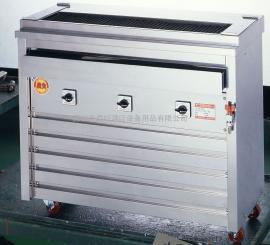 落地式��烤�t日本Higo Griller 3P-212X三面�l���烤�t ��烤�t