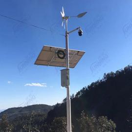 尚能 高速公路太阳能监测系统 离网风光互补供电系统