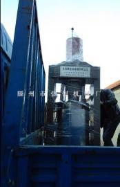 强兴棉籽50mpa液压榨油机,强兴60mpa全自动棉籽榨油机