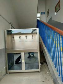 4龙头校园直饮水机,温热学校直饮水机
