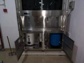 工厂用不锈钢压缩机制冷直饮水机冷热直饮水机