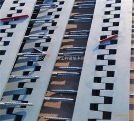 制作厂供异型钢伸缩缝 多向变位桥梁伸缩缝 伸缩缝胶条采购