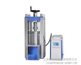 JDP-100J自动型等静压压片机 分体式等静压机 腔体Φ60×150mm