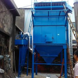铸造厂浇筑区选用分室反吹袋式除尘器