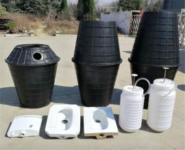 洛宁栾川塑料双瓮化粪池厂
