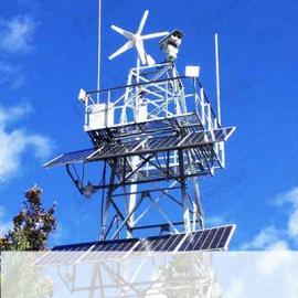 尚能 森林防火太阳能监控系统 太阳能风光互补发电系统
