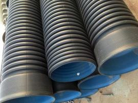 超裕300400500HDPE双壁波纹管排污管