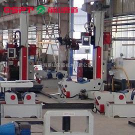 管管输送回转焊接中心——前山管道