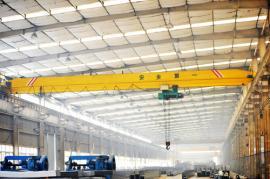 矿源牌LDA型1T电动单梁起重机 行车 行吊 优质起重机生产商