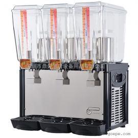 高富来三缸冷饮机COFRIMELL Jetcof 360 M搅拌式 S喷泉式 冷饮机