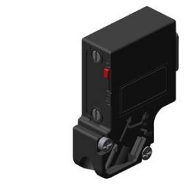 西门子PLC PROFIBUS-DP网络通讯插头