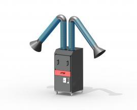 MLFES迈菲斯 移动小型集尘机 烟尘净化机 车间粉尘净化器