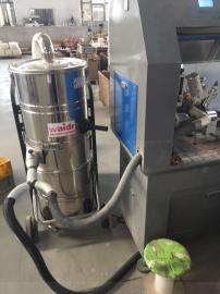工地吸尘器 工业手推式强力吸尘器 威德尔大功率集�m�C