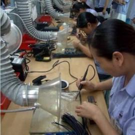 焊烟净化器工业环保设备废气处理烟尘净化器