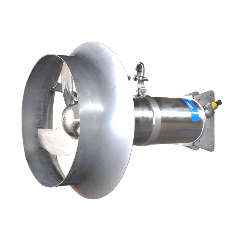 污水脱氮除磷预处理搅拌机