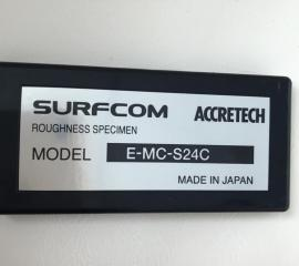 ACCRETECH E-MC-S24C 东京精密标准片