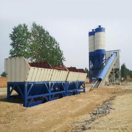 HZS60混凝土��拌站