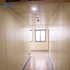 拉云耐火洁净防火板/隧道/ 硅酸钙装配式墙板