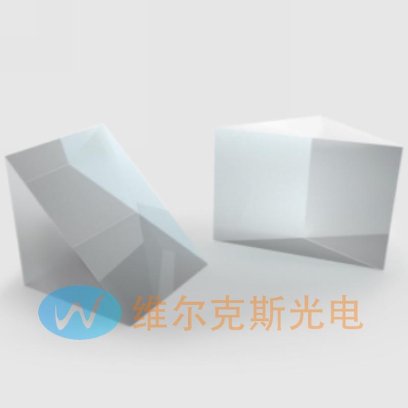 五角棱镜的表面有表镀膜可增强反射的性能