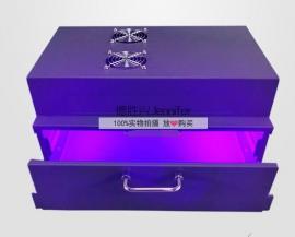 抽屉式led uv固化烤箱 紫外线光固机UV胶固化 无辐射UV固化炉