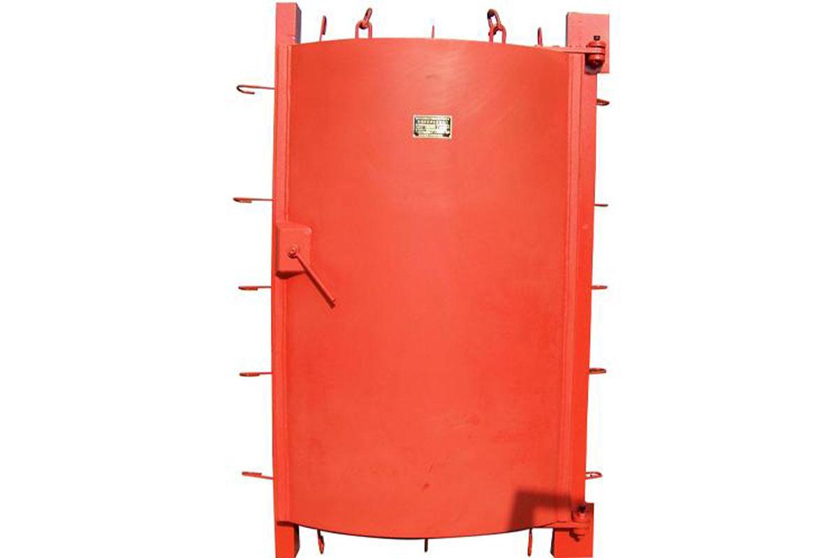 避难硐室门,避难硐室防爆门,硐室密闭门,矿用避难硐室门