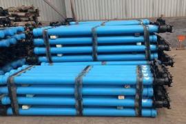 外注式单体液压支柱――DW型单体液压支柱,矿用单体支柱