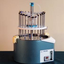 MTN-5800A圆形水浴氮吹仪 托盘自动升降浓缩装置