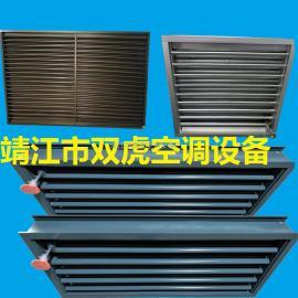 专业生产90/160系列单层、双层防雨百叶窗