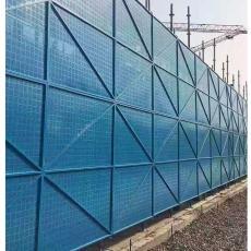 新型安全防护用爬架网冲孔网脚手架防护网