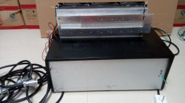 uv光固化光源,高性能uv led固化�C,UV油墨�z水LED固化 240*20mm