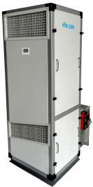 HG机房柜式新排风一体机