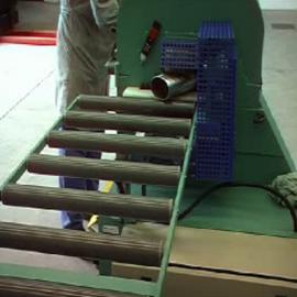 GARBOLI LPC400抛光 砂带磨削 镜面抛光 去毛刺 管钻井 管开槽