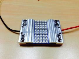 混合波�LUVLED模�K 40*20mm 快速固化杭�A普通UV油墨 紫外�混合