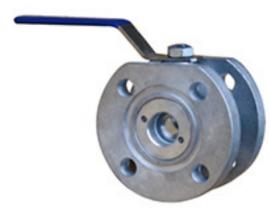 1寸圆球阀油罐车槽车洒水车铝合金双向球阀DN80DN65加油站