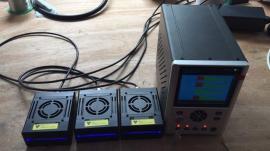 UVLED线光源,365nm固化UV胶水线光源,现货库存