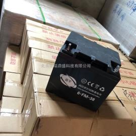 商宇�y控式蓄�池6-GFM-38 12V38AH �δ苄痛黉N